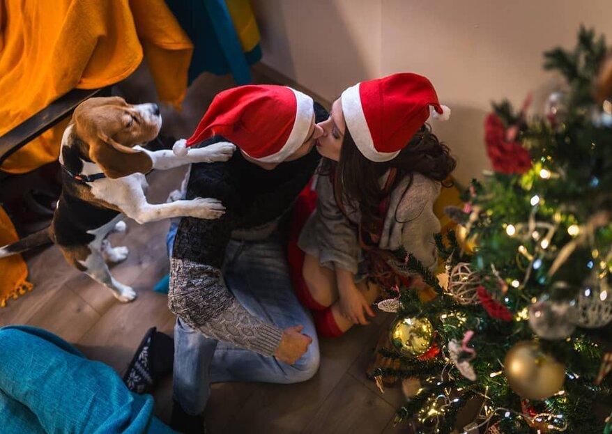 20 domande da fare al tuo partner durante le vacanze di Natale