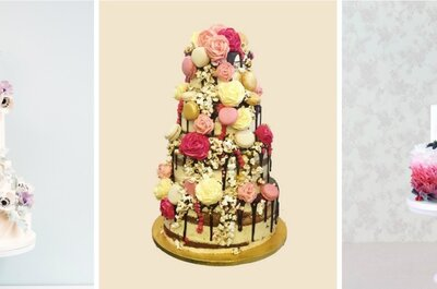 Top Tips to Consider When Tasting and Choosing your Perfect Wedding Cake!