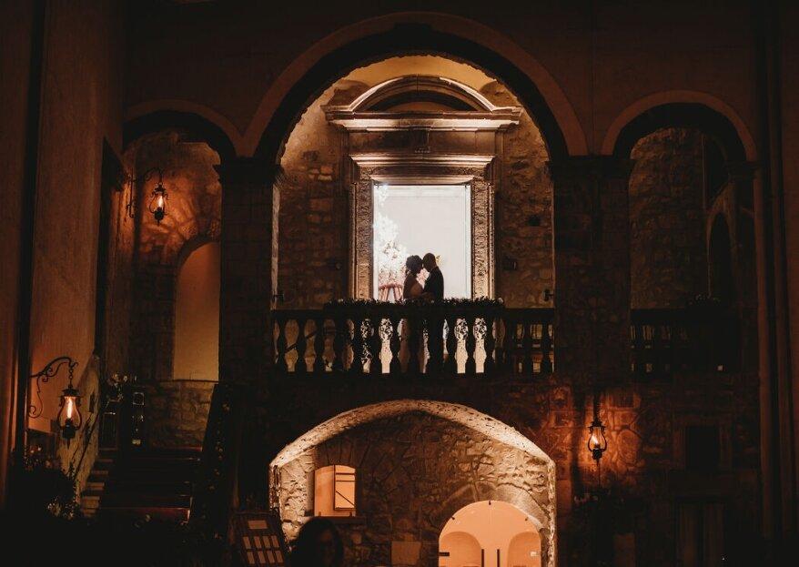 Castello di Faicchio, per un matrimonio da favola scegliete una location all'altezza delle vostre aspettative!