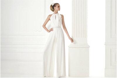Brautkleid-Ideen für die Hochzeit im Standesamt