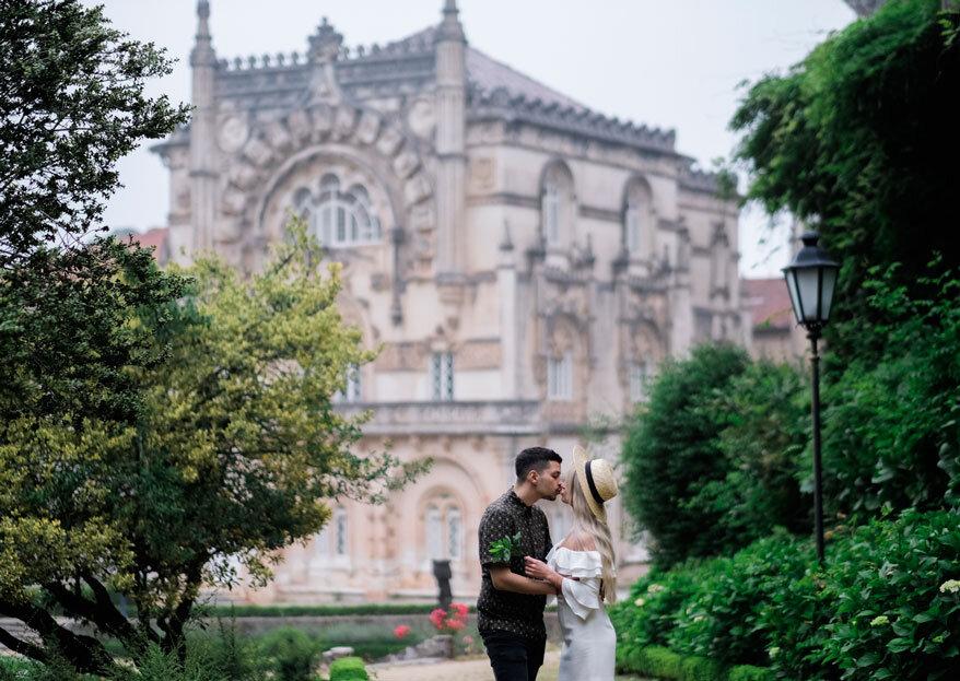 Ivana & Gonçalo: a magia de uma sessão de solteiro carregada de simbolismo luso e muito amor