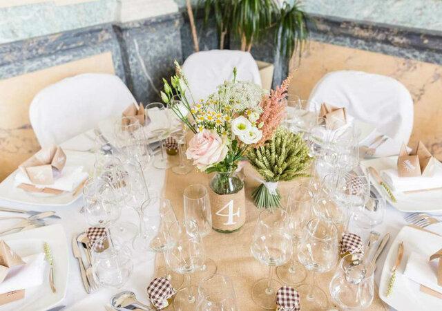 Embaumez vos invités d'un doux parfum le jour J grâce à ces professionnels des fleurs