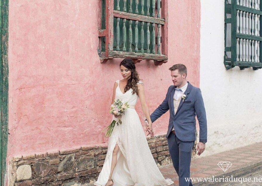 La fantasía y la organización mezcladas para tu boda en Colombia Mística