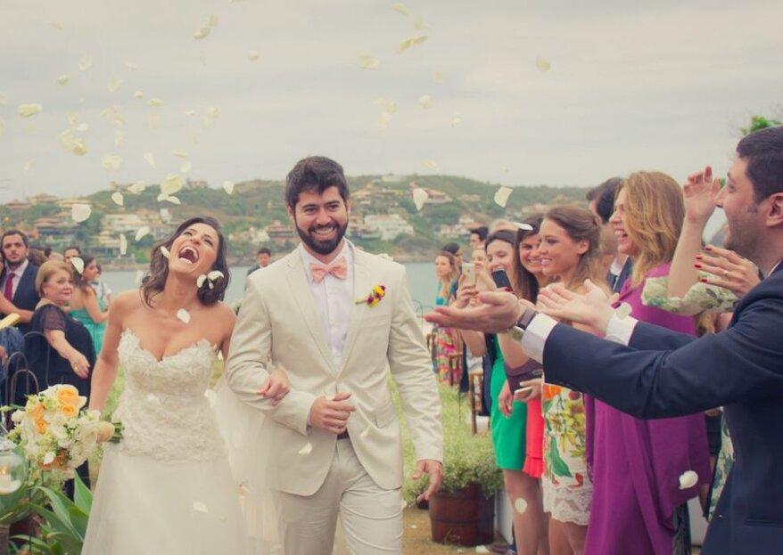 Casamento de A à Z: check list recheado de dicas e detalhes para incluir sem medo no grande dia
