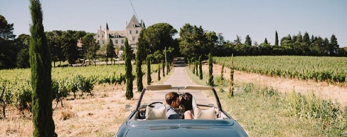 Château les Carrasses : luxe, élégance et raffinement sont de mise