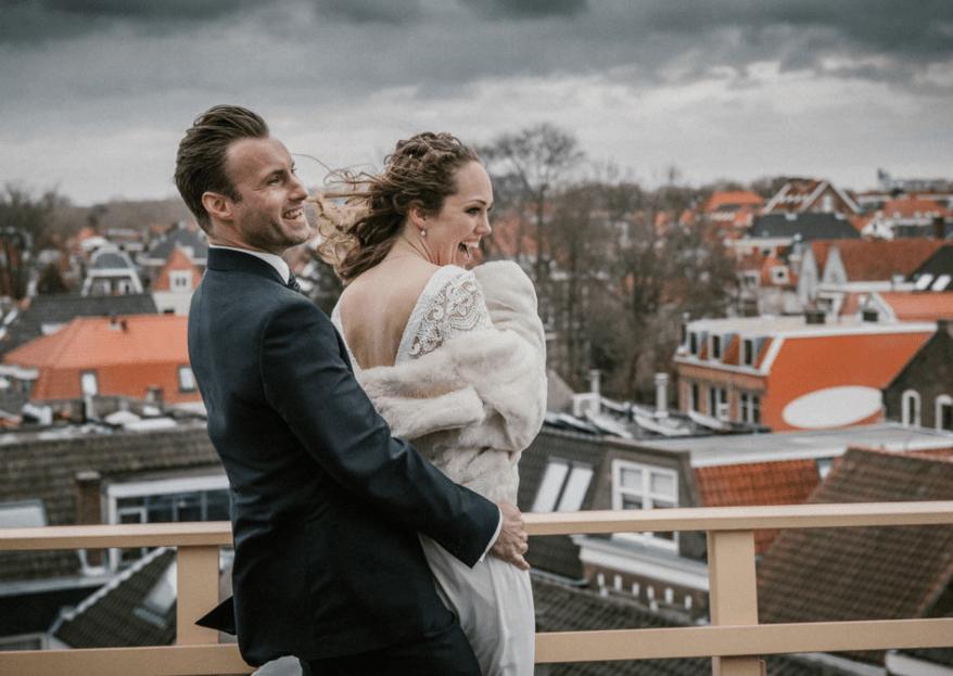 Hoe lang duurt het maken van trouwfoto's?