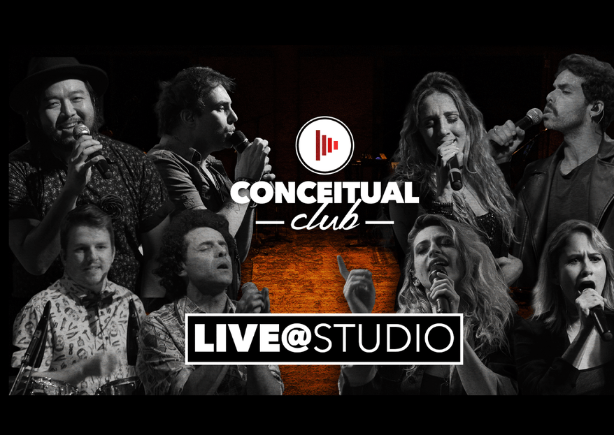 Banda Conceitual Club: série de vídeos produzidos para destacar todo o talento e qualidade da banda que agita os casamentos!