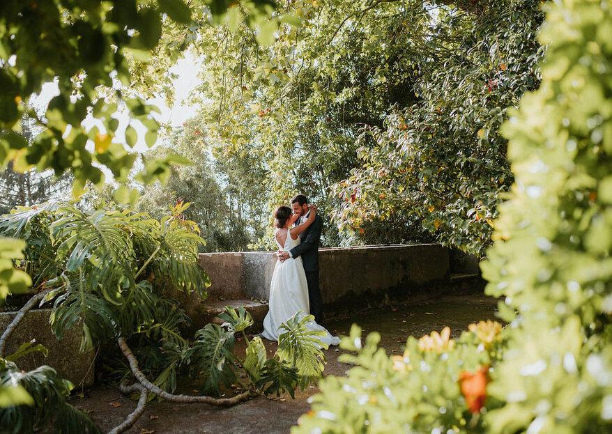 Cinco razões para escolher a Quinta do Pé da Serra para o seu casamento