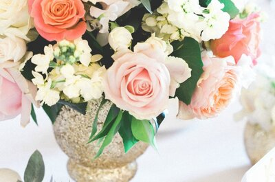 Details and Decoration to add those perfect finishing touches to your 2016 wedding