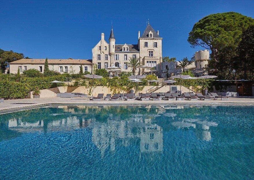Château Les Carrasses : goûtez au caractère authentique d'un domaine du XIXème siècle