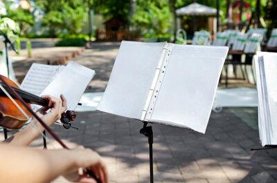 Cinco consejos para elegir el coro perfecto para la ceremonia de matrimonio