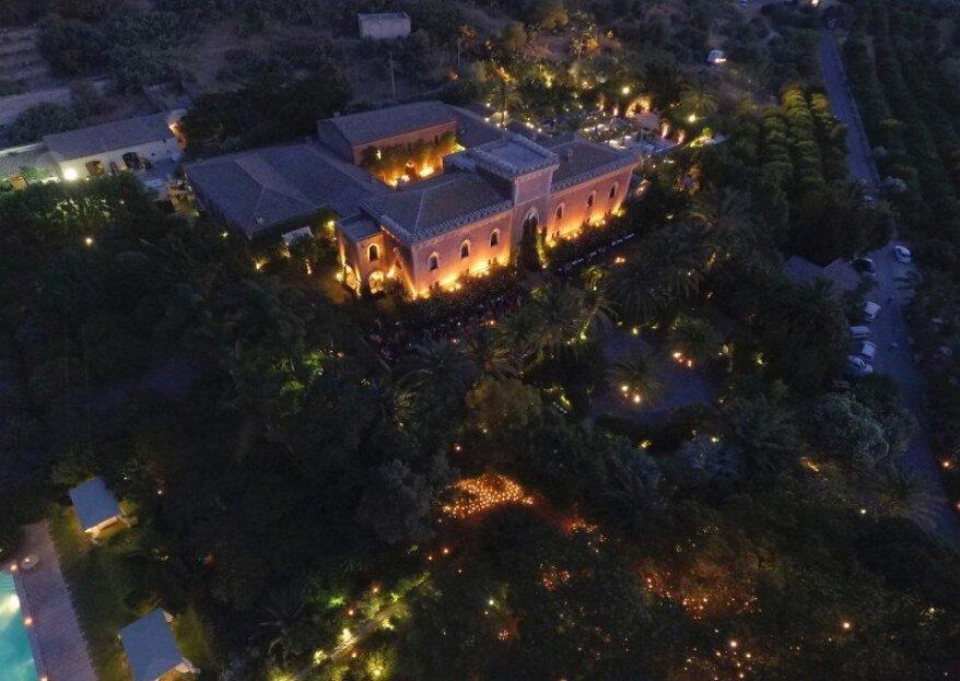 Castello di Xirumi: vivi una favola nella magnificenza della storia sicula