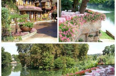 Les 8 plus beaux lieux de réception dans le Val-de-Marne pour votre mariage