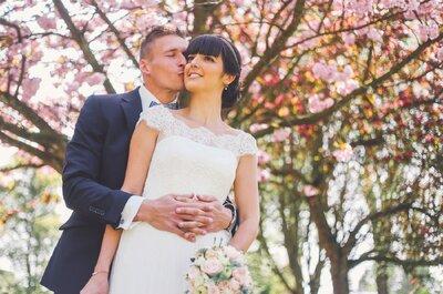 Le joli mariage sur le thème du tennis d'Aline et Alexandre