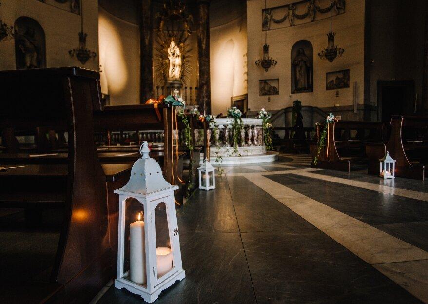 La cornice perfetta per le vostre nozze da realizzare con l'agenzia di wedding planner: Ek Event Creator