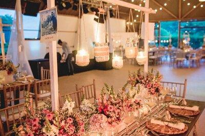 5 ideas para iluminar tu boda: ¡Crea un ambiente romántico y especial!