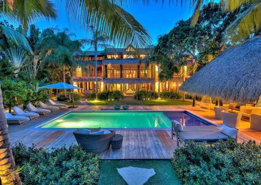 Puntacana Resort &Club, Republica Dominicana el destino ideal para una boda y una luna de miel exóticas