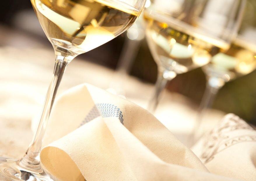 Quelle quantité de boissons pour un mariage ? Calculez la quantité d'alcool idéale pour la cérémonie