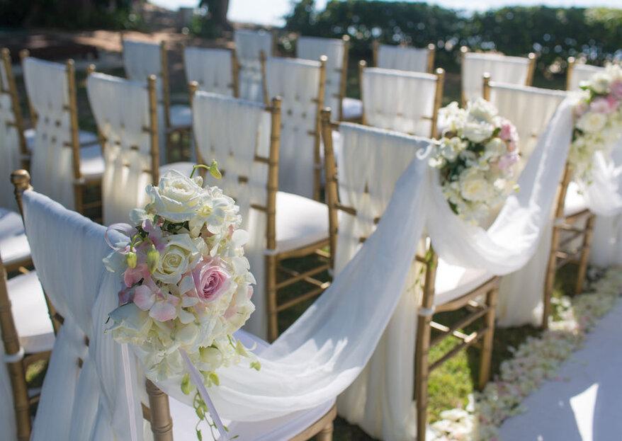 13Ricrea Event Planner e la sapiente arte dell'eco-design per le tue nozze