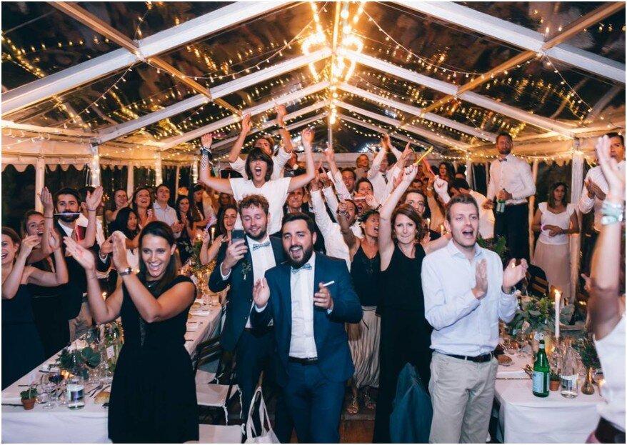 8 conseils d'expert pour faire durer sa soirée de mariage