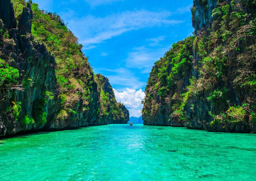 5 destinos espectaculares para disfrutar de una luna de miel inolvidable gracias a Viajes Mundinovios