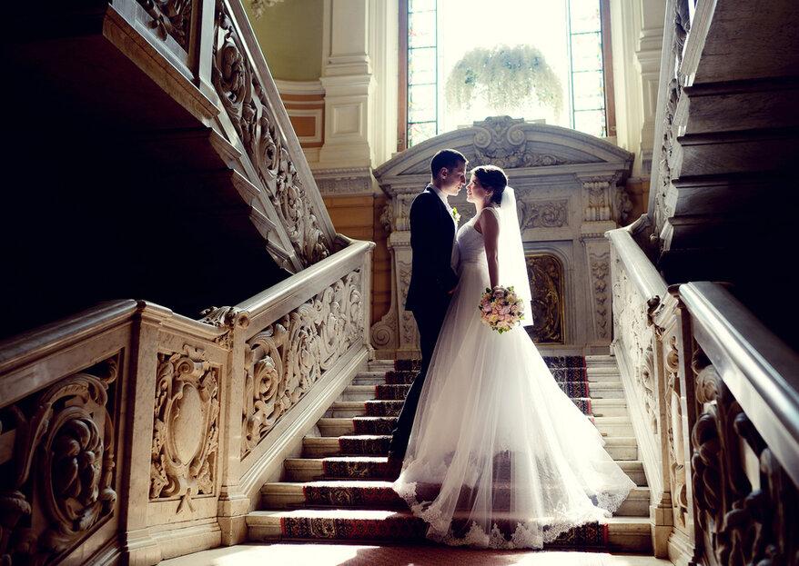 Hochzeitslocations in Deutschland und Europa, die einen stilvollen Rahmen für Ihre Hochzeitsfeier bieten
