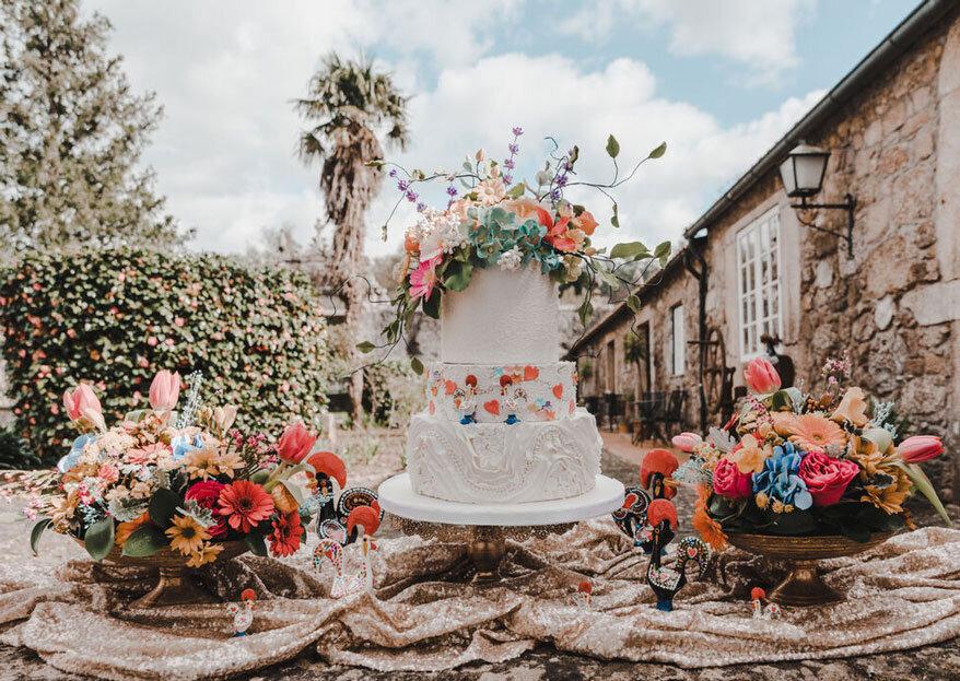 Nice Cakes: bolos artesanais que contam a sua história de amor