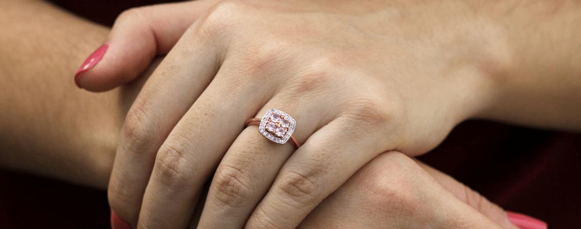 Mucho más que una joya. ¡El símbolo de tu unión de amor!