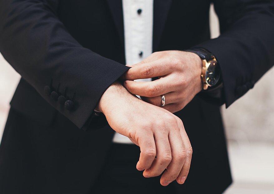 14 consejos para el cuidado del novio antes de la boda