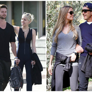 Celebrity Couples in Love