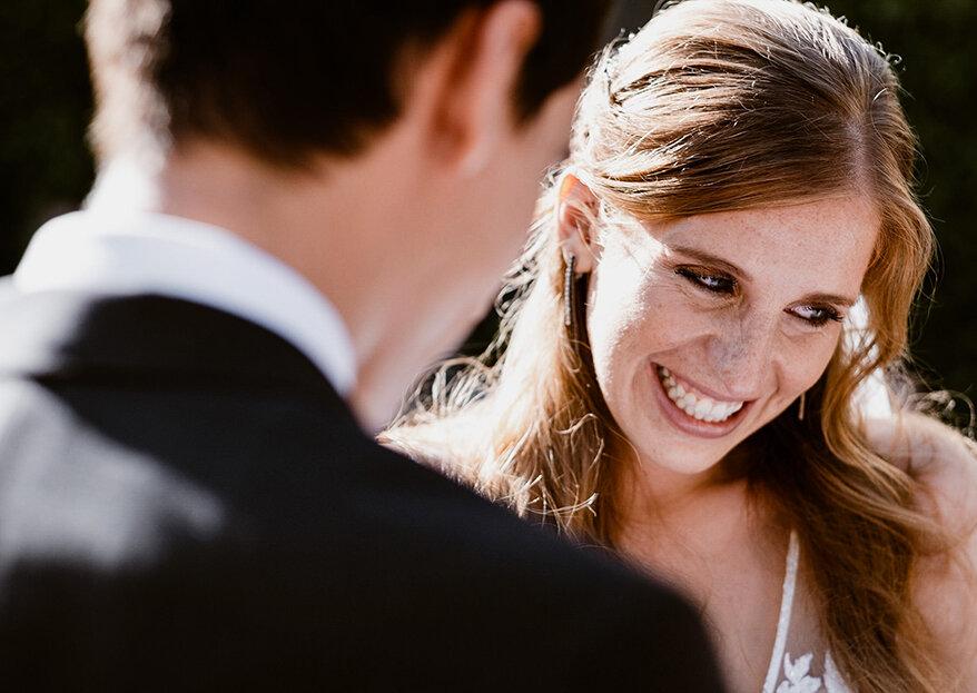 5 coisas que NENHUMA noiva PODE DEIXAR DE FAZER durante a cerimónia: tome nota!