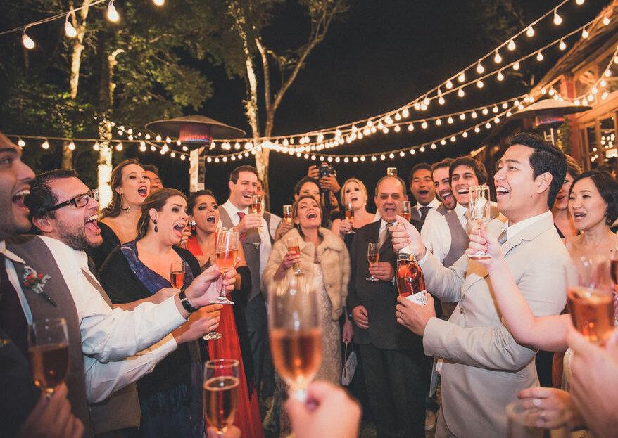 Lista de convidados casamento: como fazê-la em 5 passos
