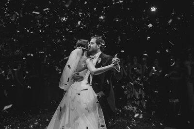 Música y producción: La boda es mejor bailando