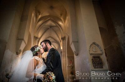 Venez découvrir l'univers du photographe Bruno Cohen pour des photos de mariage uniques!