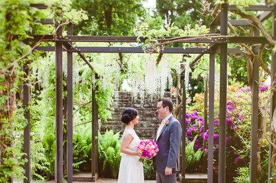 Einmal rund um den Globus: Von Hong Kong nach Bern für die bunte Hochzeit von Diana und Reto!