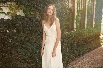 Bo & Luca 'Meadow' Gown, Saint George's Collection