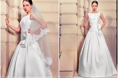 El vestido de la semana: Miquel Suay 2013