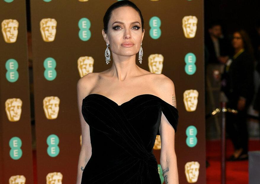 Os 12 looks mais impressionantes do tapete vermelho do BAFTA Awards