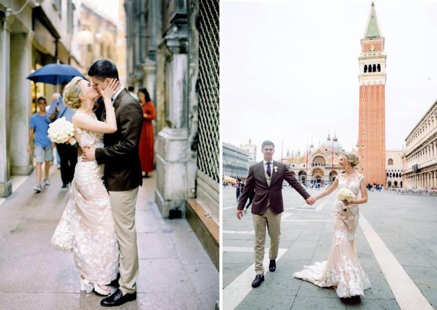 Английская Венеция: свадьба для двоих
