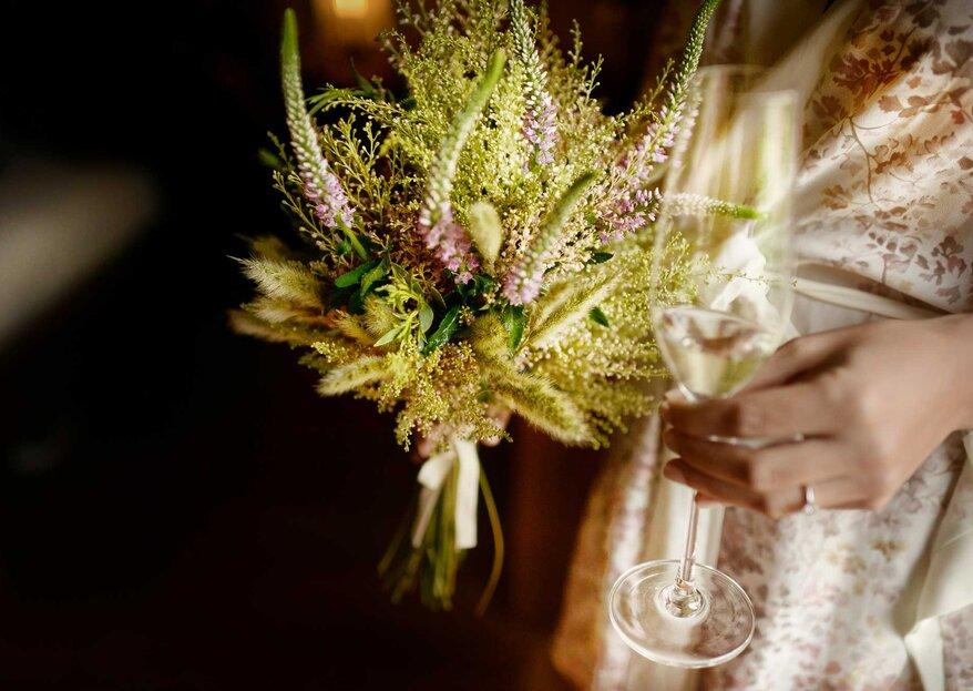 Cristina Rojas: bodas con creatividad y mucho estilo