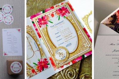 Empresas para invitaciones de boda en Cali: ¡Las mejores para tu día!