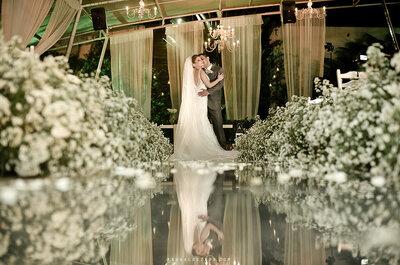 Consejos para tener el salón de boda de tus sueños. ¡Cuatro claves para conseguirlo!