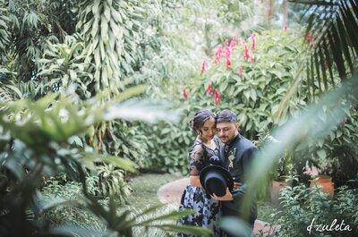 Daniel y Daniela: ¡Una boda fuera de los estereotipos!