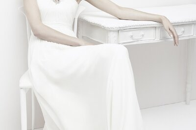 Jenny Packham´s Bridal Collection for 2015: A Vintage Elegance