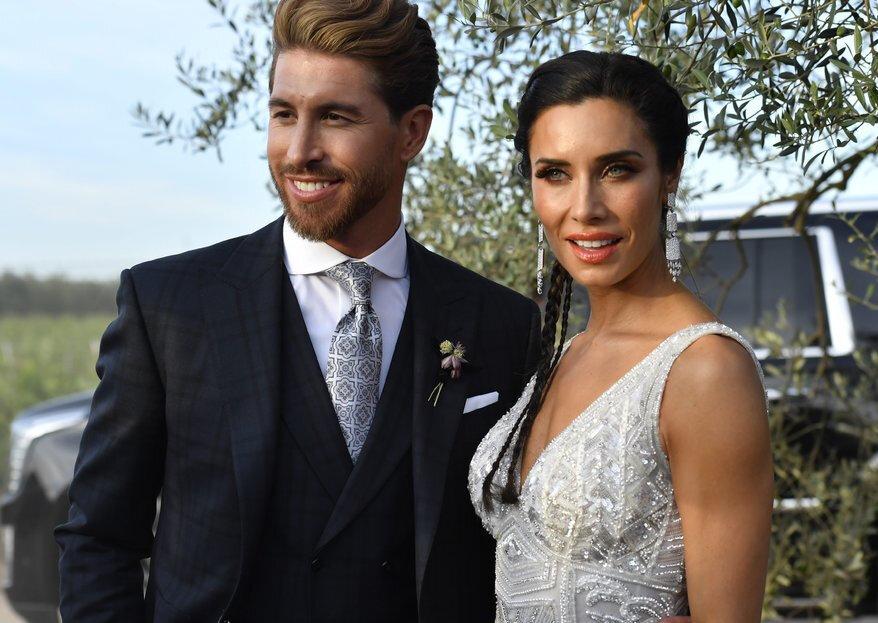 Todos os detalhes do casamento de Sergio Ramos e Pilar Rubio: os convidados, as surpresas, excentricidades e muito mais!