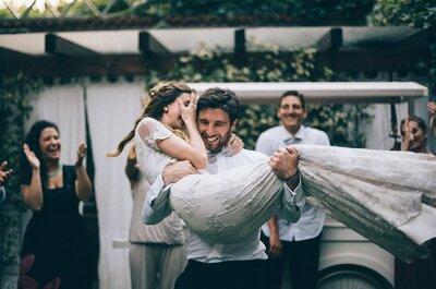 Occhio ai 5 motivi di stress più comuni per la sposa prima del matrimonio
