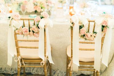 La mesa principal: ¿Quién puede sentarse con los novios?