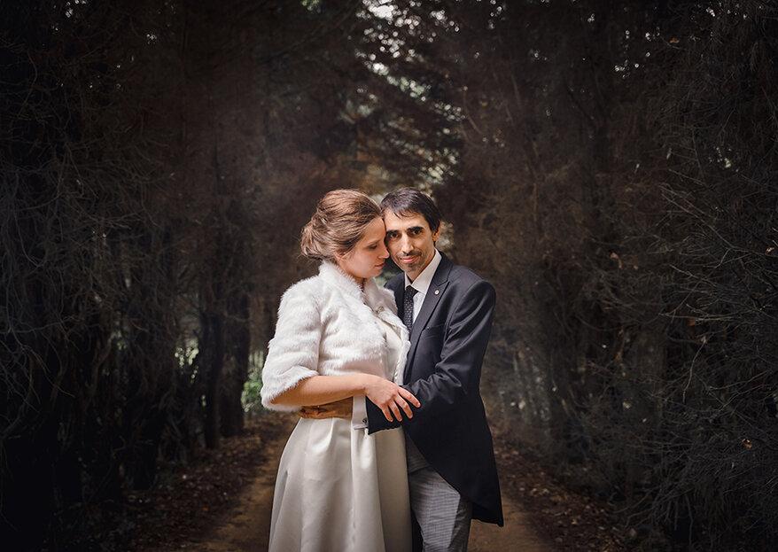Marco & Sara: um casamento com pós natalícios e um twist romântico
