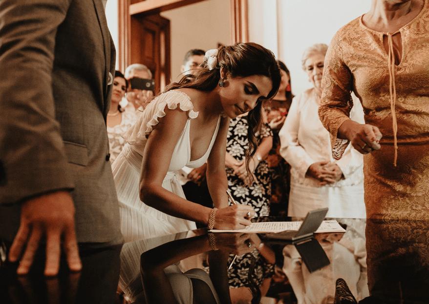Requisitos para casarse por el civil. Documentos, pagos y más