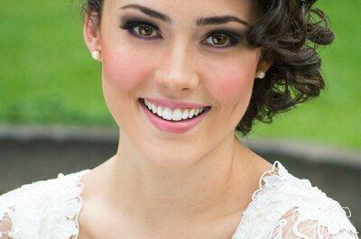 11 consejos para elegir el mejor servicio de maquillaje y peinado para tu boda